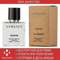 Versace Man Eau Fraiche EDT 50ml TESTER (парфюмированная вода Версаче Мен О Фреш тестер)