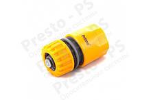 """Коннектор Presto-PS для шланга 1/2""""-5/8"""" с аквастопом (5810)"""