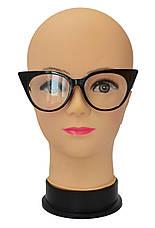 Женские стильные имиджевые очки 18240, фото 2
