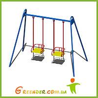 Качели металлические B50 детские игровые комплексы