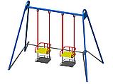 Качели для детей металлические B50, фото 2