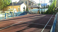 Спортивные площадки до 300 м2