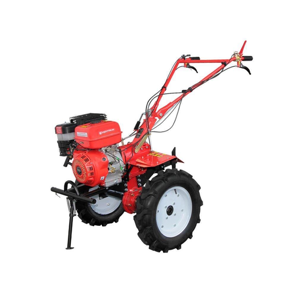 Мотоблок бензиновый культиватор Forte 1350G мощный мотокультиватор 13 л.с, фреза 135 см, воздушное охлаждение