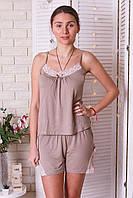 Пижама женская с шортами Nicoletta  90291, фото 1
