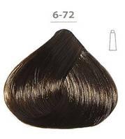 Ducastel Subtil Creme- крем-краска для волос 6-72 тёмно коричневый блонд перламутровый, 60 мл