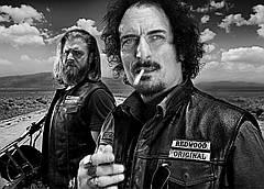 Картина GeekLand Sons of Anarchy Сыны Анархии постер  60х40 SA 09.001