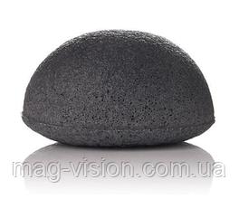 Спонж для жирной кожи VISION Skincare, обогащенный экстрактом бамбукового угля