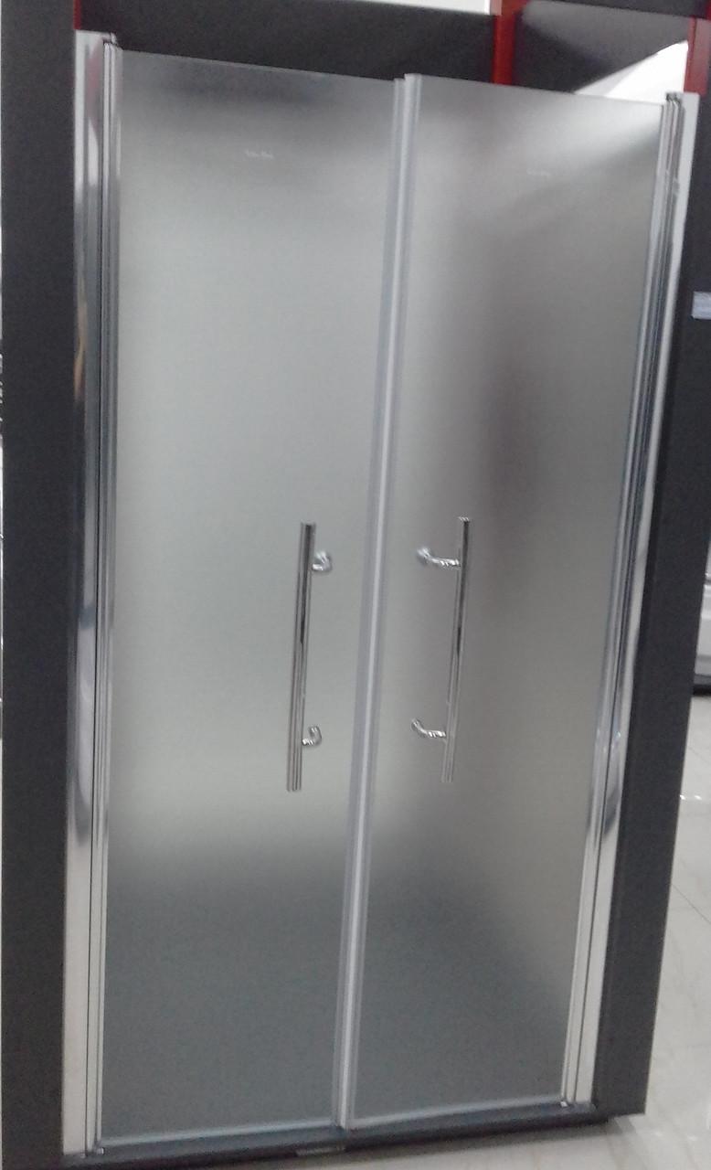 Душові двері 90см Paradiso Italian Style матові