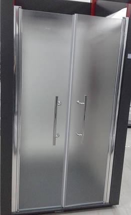 Душові двері 90см Paradiso Italian Style матові, фото 2