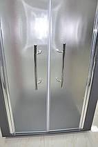Душові двері 90см Paradiso Italian Style матові, фото 3