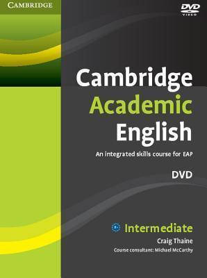 Cambridge Academic English. An Integrated Course for EAP Intermediate DVD, фото 2