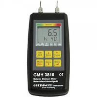 Влагомер древесины и стройматериалов Greisinger GMH 3810 (Германия)