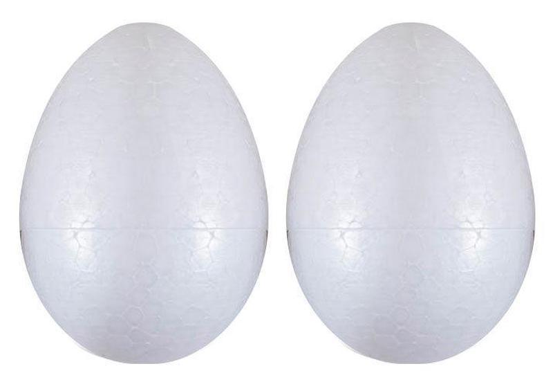 Заготовка пенопласт Яйце  78мм 740596