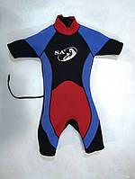 Гидро костюм детский SA, 2 мм, Отл сост! (разм 6-7 лет, XS)