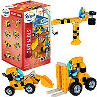 Детский конструктор Gigo Строительная техника (7425)