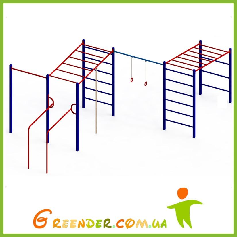 Детские площадки спортивные M6