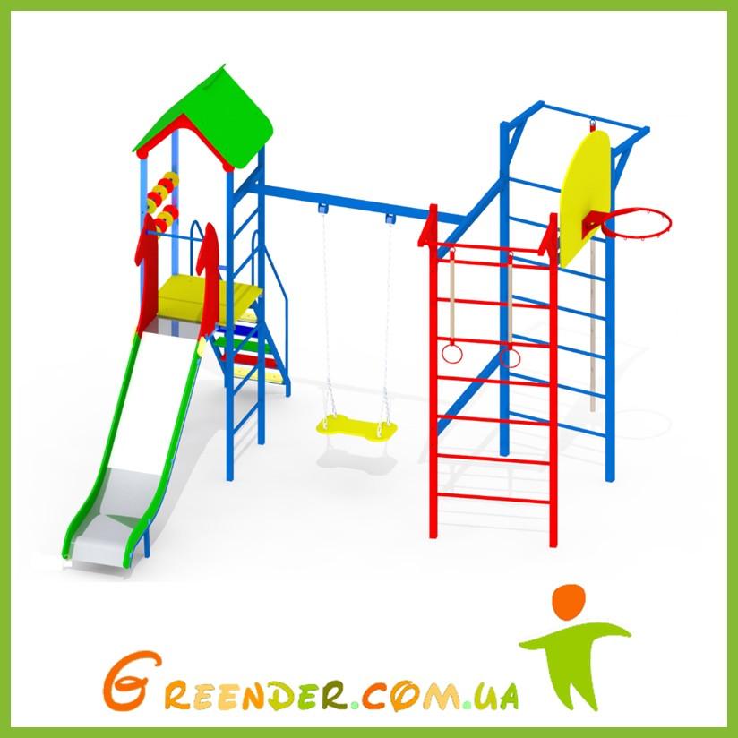 Детский спортивный комплекс M3