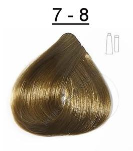 Ducastel Subtil Creme - крем-краска для волос 7- 8 - блондин бежевый, 60 мл