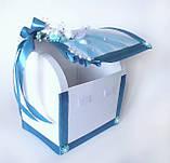 Свадебный набор, бирюзовый, фото 3