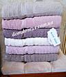 Набор полотенец  Blue Soft 70*140 TWO DOLPHINS 6 шт./уп., Турция , фото 2