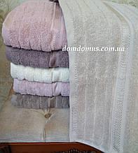 Набор полотенец  Blue Soft 50*90 см, TWO DOLPHINS 6 шт./уп., Турция