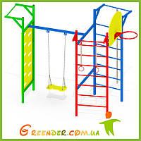 Детский спортивный комплекс M1 игровые площадки для детей