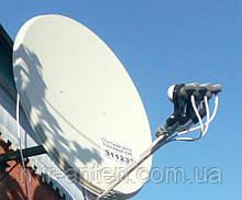 Спутниковый комплект с шд ресивером Сат-интеграл 1412 Рокет