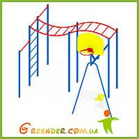 Детский спортивный комплекс M4