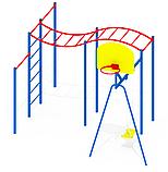 Детская спортивная площадка для улицы M4, фото 2