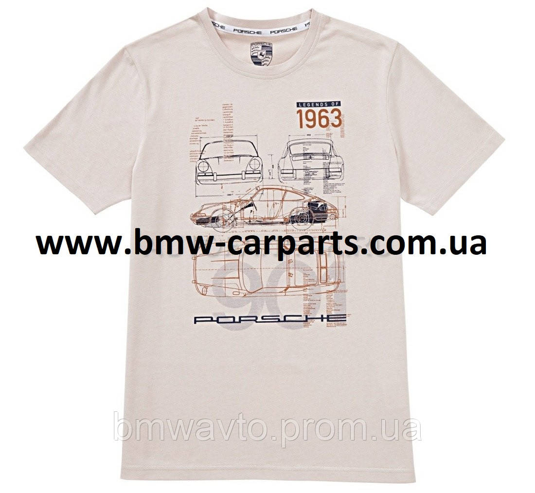 Футболка унисекс Porsche Collector's T-Shirt Edition No. 7 Unisex - Classic Collection