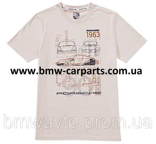 Футболка унисекс Porsche Collector's T-Shirt Edition No. 7 Unisex - Classic Collection, фото 2