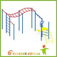 Детский спортивный комплекс M5 игры на улице для детей
