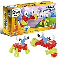 Конструктор детский Gigo Сумасшедшие монстры (7261)