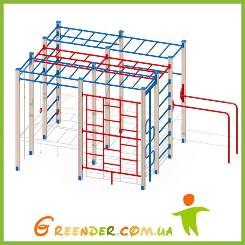 Детские спортивные площадки C23