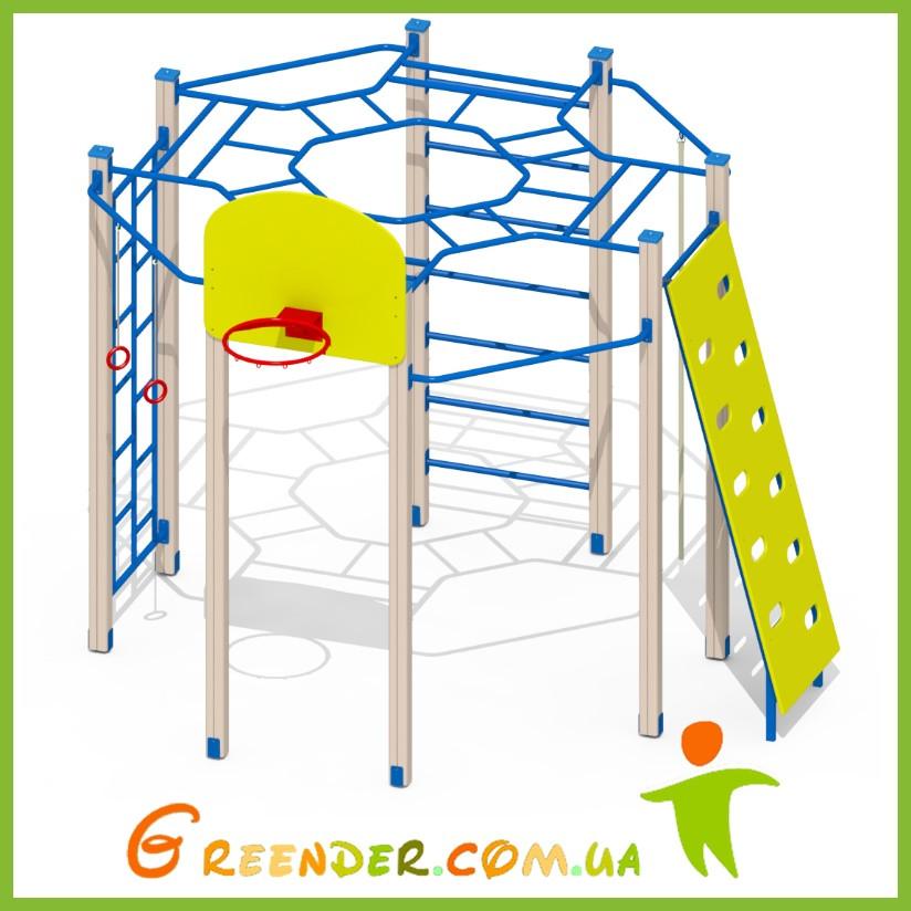 Детский спортивный комплекс C24 игровые площадки для детей