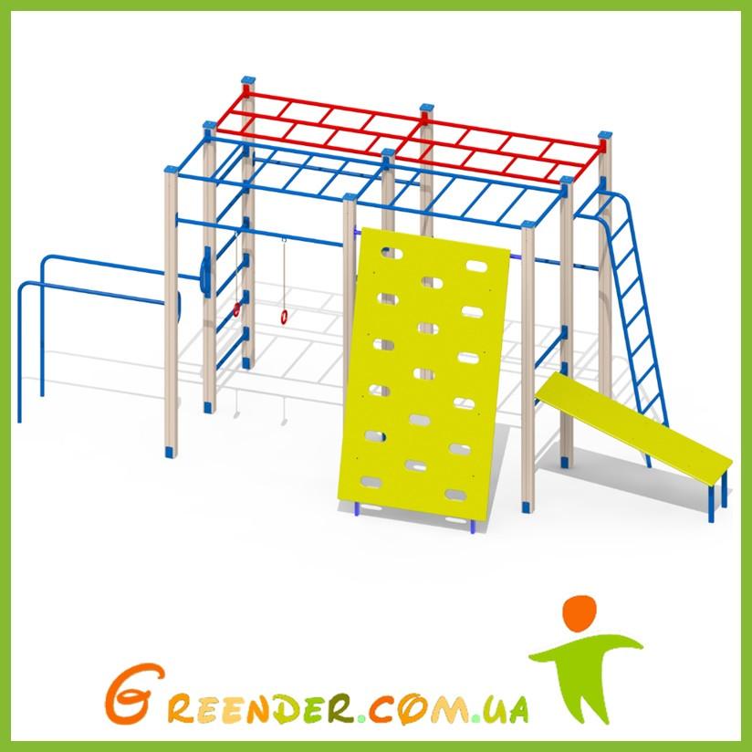 Детский спортивный комплекс C25 активный отдых на улице