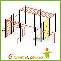 Спортивный комплекс Воркаут W05 для школьников