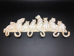 Декоративий вішак Cats