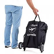 Детская коляска прогулочная CARRELLO Astra CRL-11301/1 Jungle Green +дождевик Быстрая доставка., фото 9