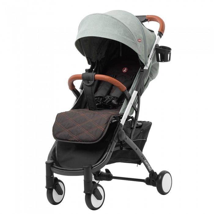 Детская коляска прогулочная CARRELLO Astra CRL-11301/1 Jungle Green +дождевик Быстрая доставка.
