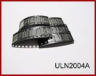 ULN2004A, транзисторная сборка Дарлингтона.