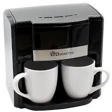 Многофункциональная Кофеварка Domotec Германия 500 Вт 2 чашки