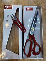 Ножницы профессиональные с щипцами 240 мм, фото 1