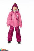 Комплект зимний для девочки Deux par Deux F801, цвет 533