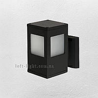 Садово-парковый светильник , бра ( модель  67-L5176-WL-1 BK )