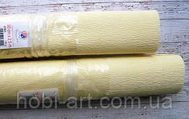 Креп папір Італійський 50см*2,5м., 180г. № 17A1