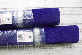 Креп папір Італійський 50см*2,5м., 180г. № 555