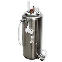 Автоклав бытовой из нержавейки «УТех-A40 Electro» (28 литровых/40 пол литровых банок)