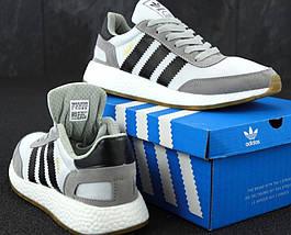 Мужские кроссовки Adidas Iniki Runner Boost, фото 2
