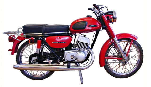 На мотоциклы отечественные